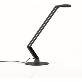 LUCTRA® TABLE RADIAL LED Tischleuchte mit Fuß 920201, Farbe: Schwarz