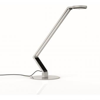 LUCTRA® TABLE RADIAL LED Tischleuchte mit Fuß 920202, Farbe: Weiß