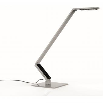 LUCTRA® TABLE PRO LINEAR LED Tischleuchte mit Fuß 921502, Farbe: Weiß