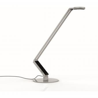 LUCTRA® TABLE PRO RADIAL LED Tischleuchte mit Fuß 921602, Farbe: Weiß