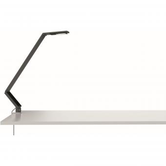 LUCTRA® TABLE PRO LINEAR LED Tischleuchte mit Klemme 921701, Farbe: Schwarz