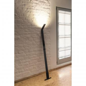 LUCTRA® FLEX LED Akkuleuchte 923101, Farbe: Schwarz