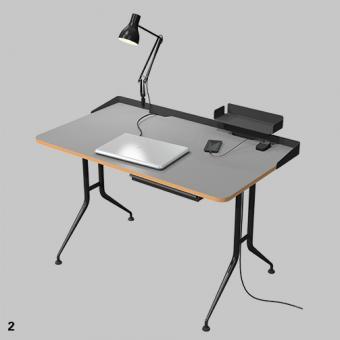 Linea_SP Schreibtisch Homeoffice