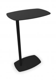 Inclass LAN side table schwarz