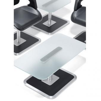 Interstuhl Silver 852S Loungetisch, groß
