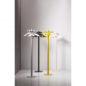 Cascando Pole Garderobenständer aus Stahl