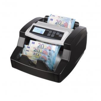 Ratiotec Rapidcount B 20 - Geldzählmaschine mit Echtheitsprüfung