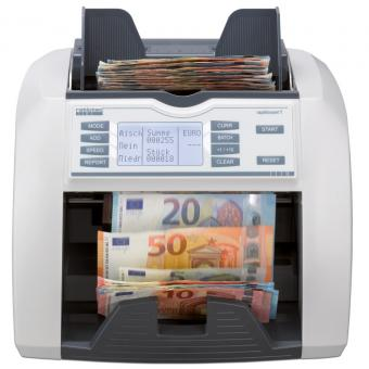 Ratiotec T 275 - Geldzählmaschine mit Echtheitsprüfung