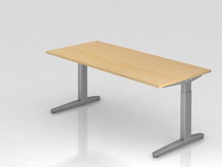 Nienhaus Schreibtisch höheneinstellbar 180 x 80 cm