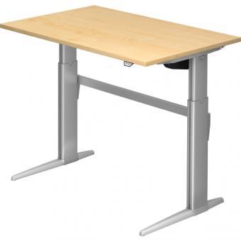 Nienhaus elektrisch höhenverstellbarer Schreibtisch XE, 120 x 80 cm