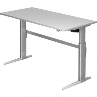 Nienhaus elektrisch höhenverstellbarer Schreibtisch XE, 160 x 80 cm