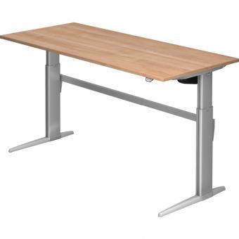 Nienhaus elektrisch höhenverstellbarer Schreibtisch XE, 180 x 80 cm