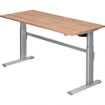 Nienhaus Schreibtisch XM, 180 x 80 cm, elektrisch höhenverstellbar