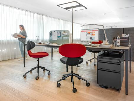Girsberger Simplex 3D Bürodrehstuhl