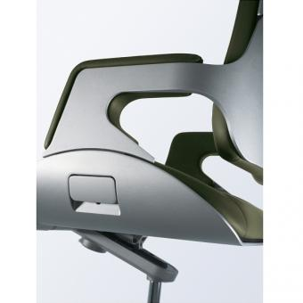 interstuhl silver 362s b rodrehstuhl r ckenlehne hoch. Black Bedroom Furniture Sets. Home Design Ideas