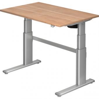 Nienhaus schreibtisch xd extra hoch 120 x 80 cm for Schreibtisch 80 cm hoch
