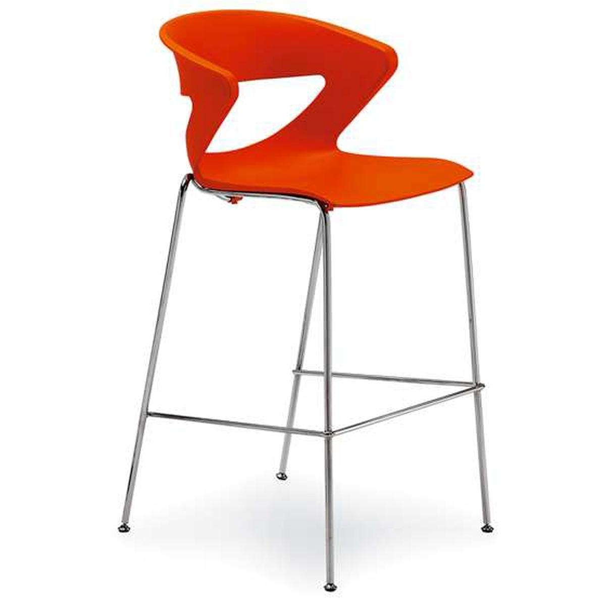 Küchentisch Hoch Mit Hocker ~ kastel kicca hocker, hoch, mit 4 fußgestell online shop für büromöbel& accessoires
