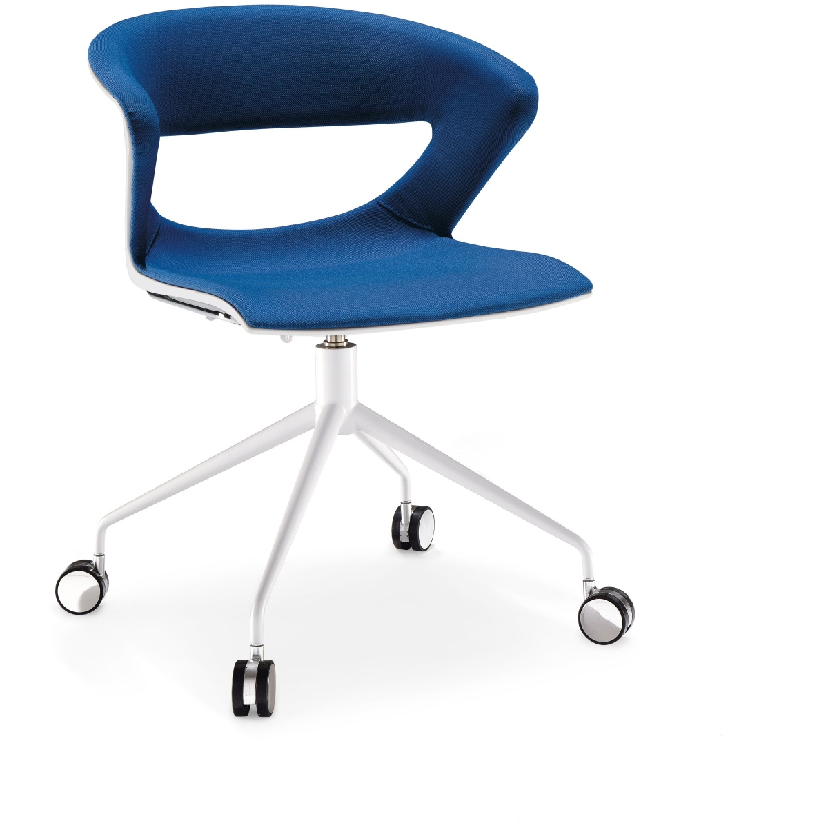 kastel kicca drehstuhl mit 4 fu gestell und rollen nicht. Black Bedroom Furniture Sets. Home Design Ideas