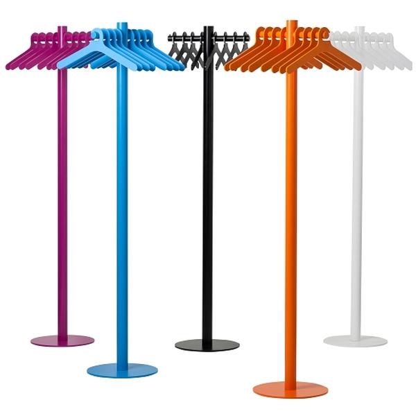 Garderobenständer clipart  Cascando Pole Garderobenständer aus Stahl | Online-Shop für ...