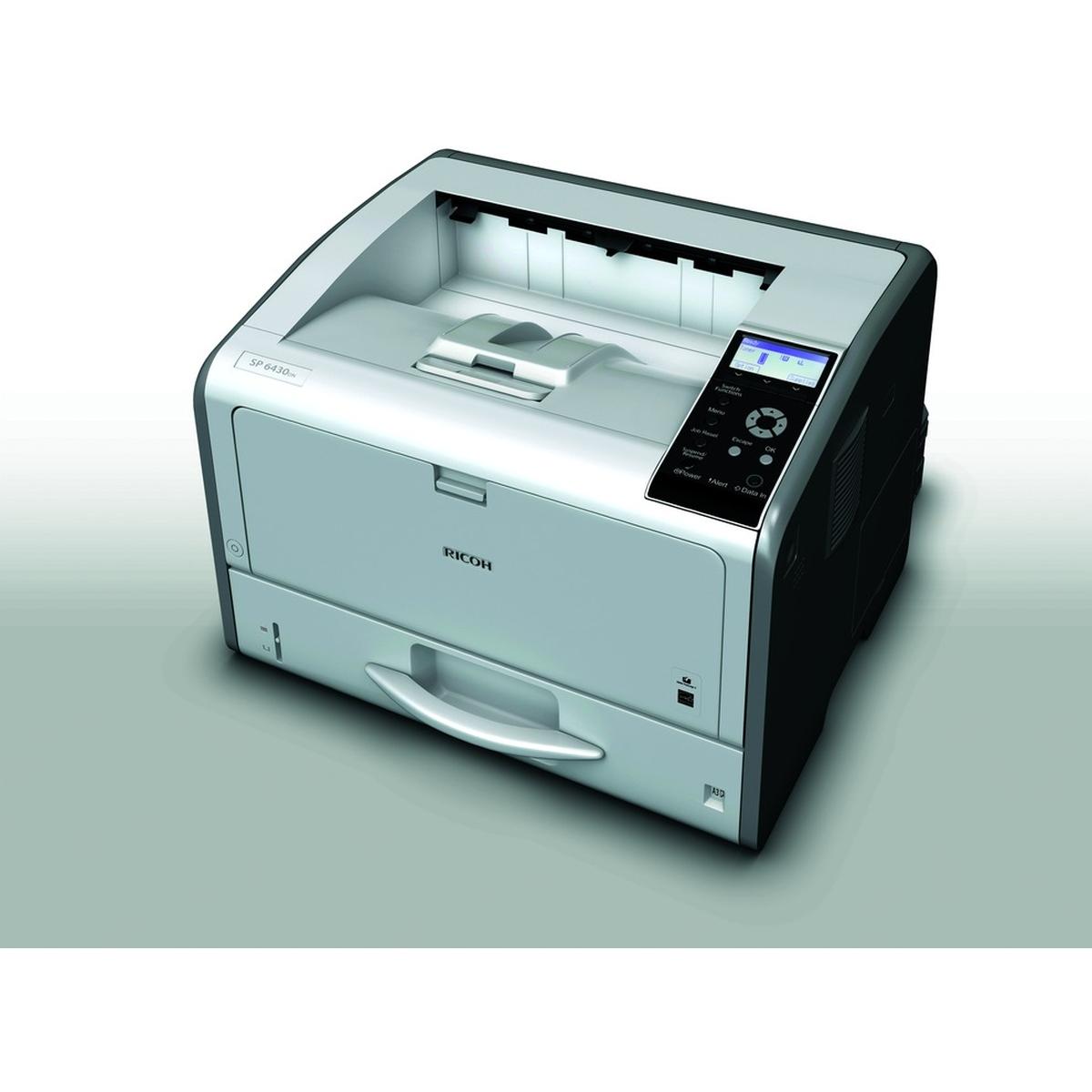 Ricoh SP 6430 DN A3-Drucker, 38 Seiten pro Minute | Online-Shop für ...
