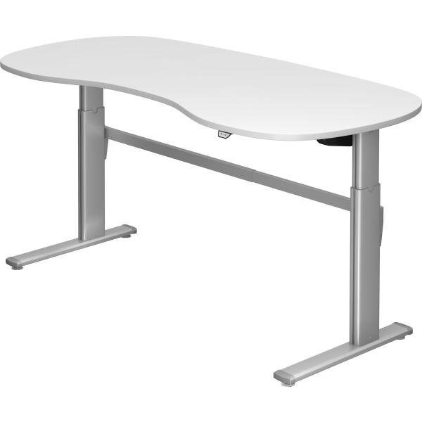 nienhaus schreibtisch xm 200 x 100 cm elektrisch h henverstellbar online shop f r b rom bel. Black Bedroom Furniture Sets. Home Design Ideas