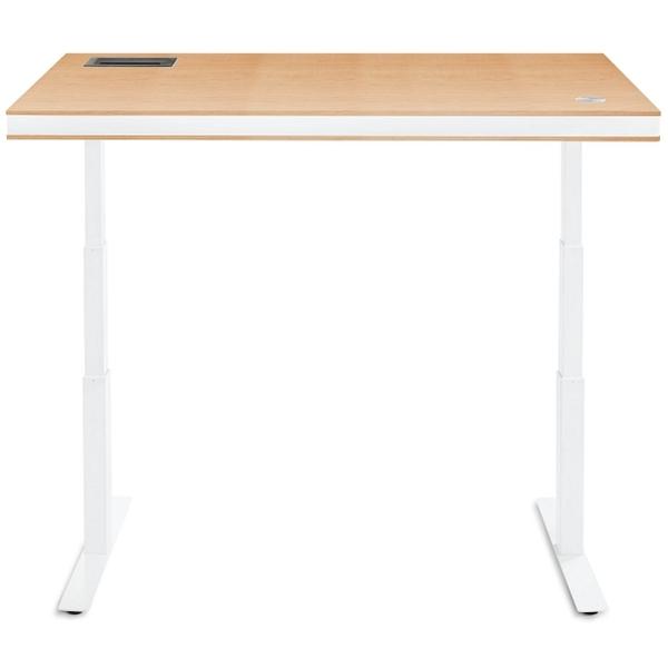 TableAir höhenverstellbarer Steh- und Schreibtisch, american ...