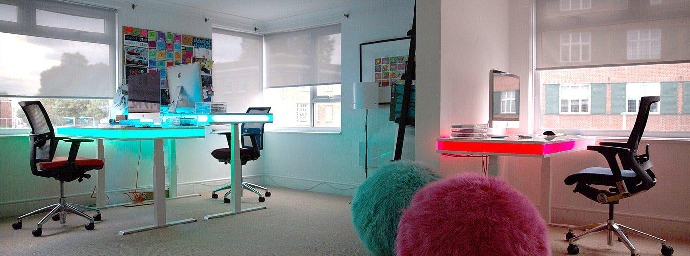 Exklusive Büromöbel, Ergonomische Arbeitsplätze und Design Büromöbel